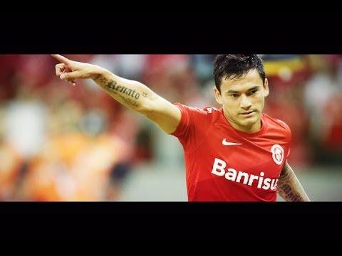Charles Aránguiz - Internacional Porto Alegre [HD 720P]