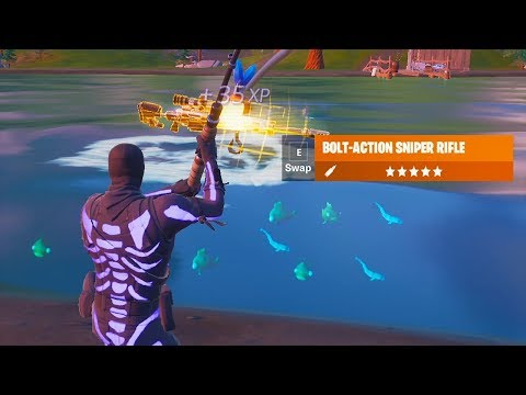 winning using *ONLY* fishing loot..