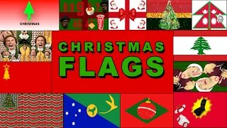 THE OFFICIAL CHRISTMAS FLAG (YIAY #298)