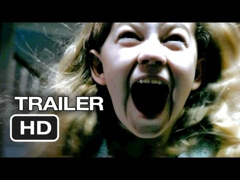 Mama Official Trailer #1 (2012) - Guillermo Del Toro Horror Movie HD
