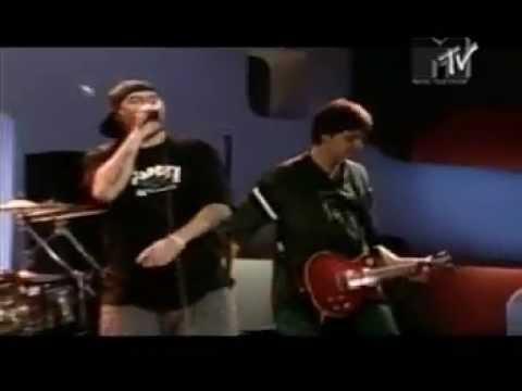 Charlie Brown Jr - Lugar ao Sol (ao vivo no MTV Super Nova em 2001)