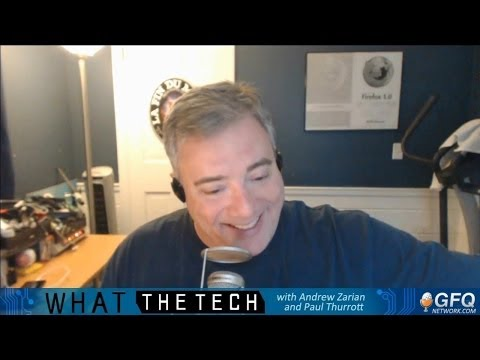 What The Tech Ep. 206 - Microsoft Build 2014: What To Expect 3-31-14