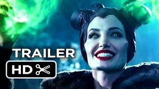 Maleficent Official Dream Trailer (2014) Angelina Jolie