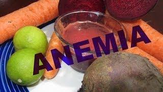 Receta contra la Anemia