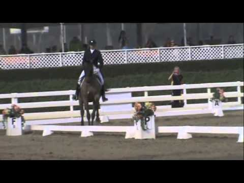 Lientje Schueler and Mike Tyson -first Grand Prix