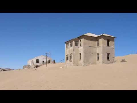 Ghost Town Kolmanskop in Namib Desert