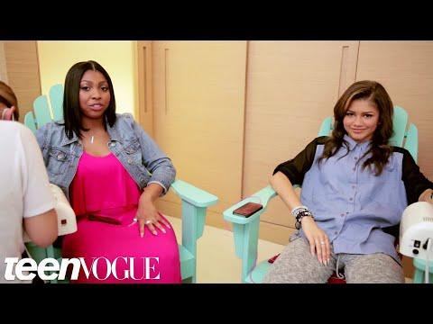 Best Friend Tag with Zendaya and Zink Coleman -- Besties -- Teen Vogue