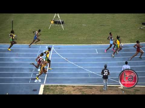 yanique-thompson-wins-u18-100mh-in-13-55-at-carifta-trials