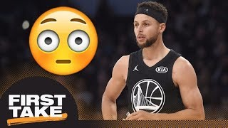 Finally! Stephen A. and Max agree: Steph Curry greatest shooter in NBA history | First Take | ESPN