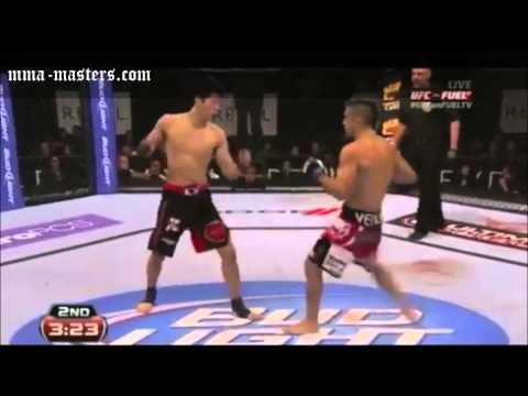 MMA MASTERS Ricardo 'The Bully' Lamas Tribute Highlights 2014