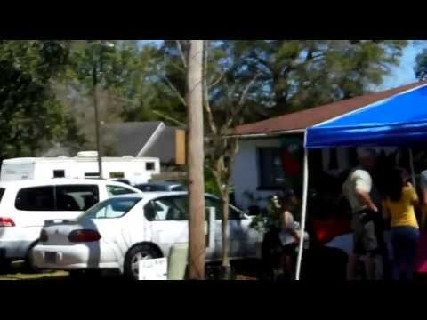 TB LS activism during the Florida Strawberry Festival (part 3)