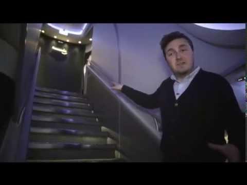 Inside the British Airways A380