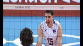 Russia Volleyball [Olimpic Games 2012]