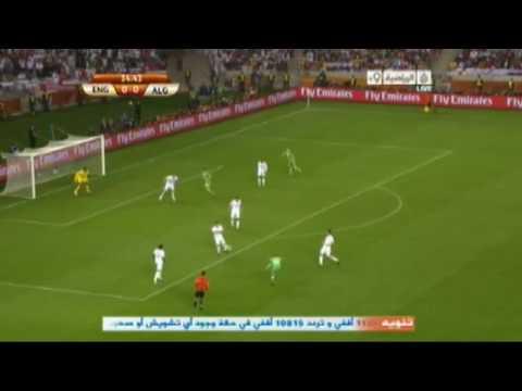 Algerie vs  Angleterre  0-0 le résumé CM 2010