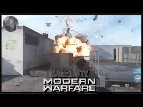 Funny Moments With Helicopter I COD: Modern Warfare
