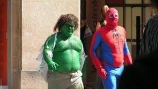 Top 10 amatérskych superhrdinov