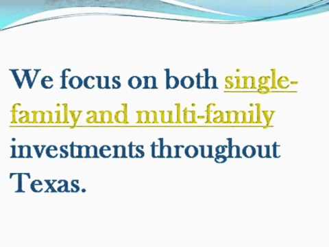 Dallas Real Estate Investor | Texas Private Money