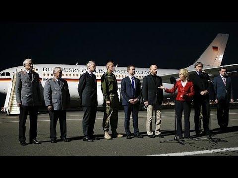 OSCE observer team arrives in Berlin after Slovyansk ordeal