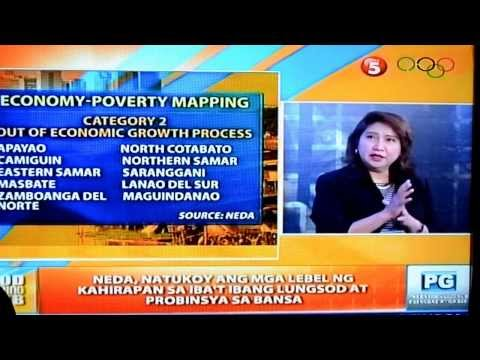 TV5 Interview of NEDA ADG Rosemarie Edillon - February 18, 2014