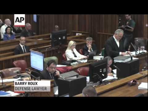 Prosecution Rests in Pistorius Murder Trial
