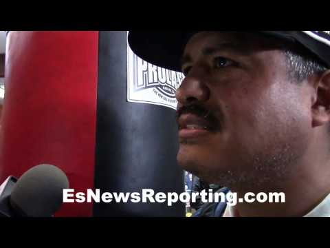 Robert Garcia brakes down GGG vs Jacobs, talk Andre Ward retirement - EsNews Boxing