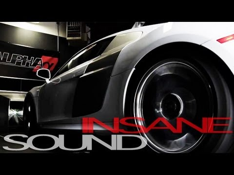 Audi R8 V10 Twin Turbo Alpha Performance: BEST SOUND & DOWNSHIFT
