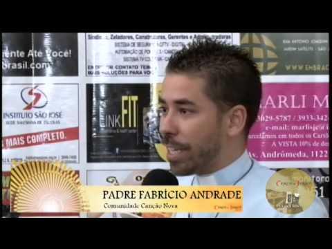 Cerco de Jericó 2015 - Entrevista - Padre Fabricio Andrade - 09/01/2015