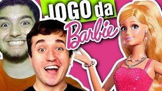 SÓ PARA JOGADOR HARDCORE! - Barbie Dream House Party