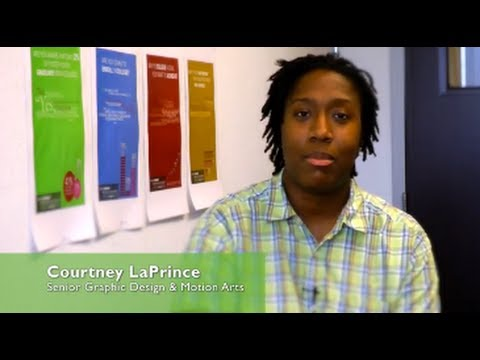 Student Interview // Courtney La Prince