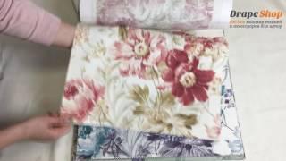 Ткани для штор My Flower