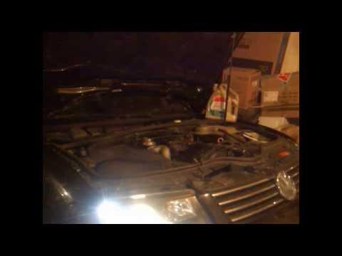 Poradnik- Wymiana oleju i filtra w VW Passacie 1,9 TDI Changing the oil and filter in the Passat