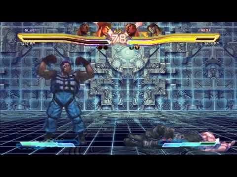 Street Fighter X Tekken 2013 | :  #223