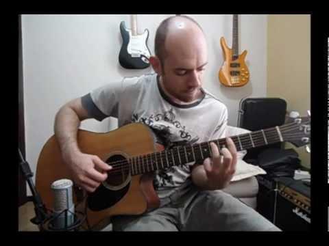 Aquarela (Toquinho) - Violão SOLO Cover