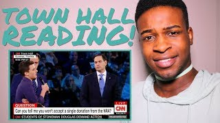 CNN Town Hall, Blac Chyna Needs Assistance, Oprah's 'Support', Teachers Just Want to TEACH + More