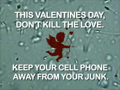 Build Tough Sprem   Avoid  Cell Phone Radiation