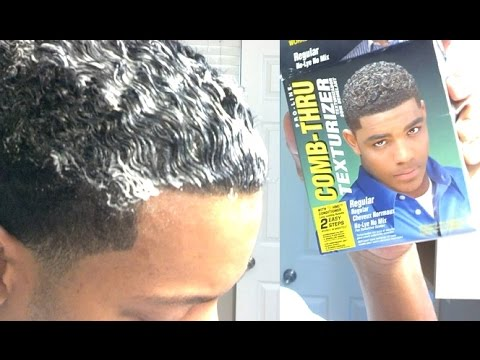 How to Get Curls S-Curl Texturizer Tutorial Demo
