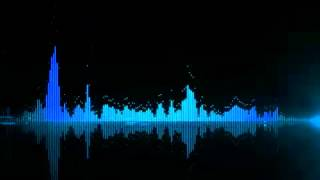 Audio Level Visualization Motion Background