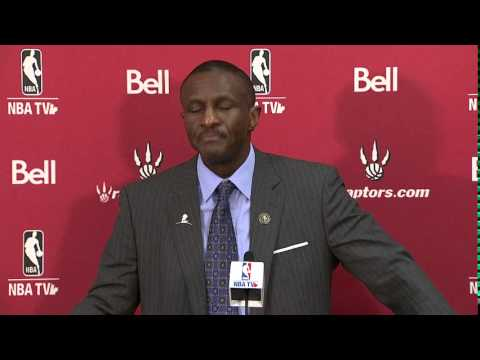 Raptors Post-Game: Dwane Casey
