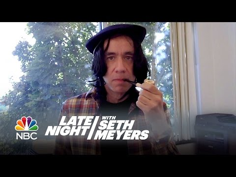 Fred's First FredEx - Late Night with Seth Meyers