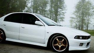 We Love Mitsubishi Galant [HD]