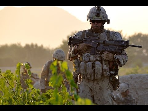 Canadians In Afghanistan, This Generations War End