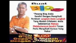 Tutorial Cara Buat Blog Dengan Blogger 2013 -- Disediakan oleh Abang Azman Klang view on youtube.com tube online.