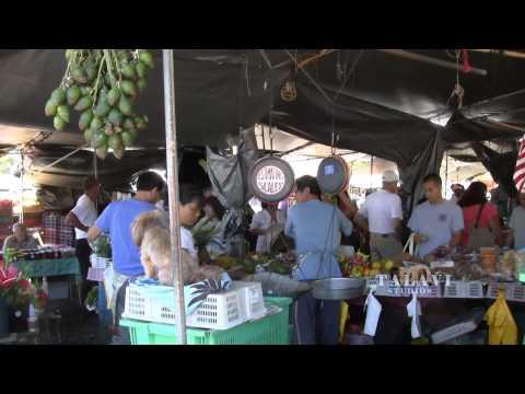Hilo's Farmer market