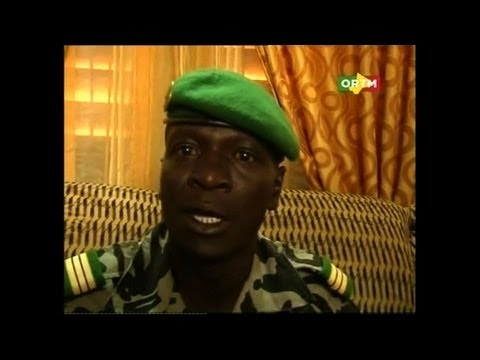 Mali government leaders 'safe and sound': coup leader