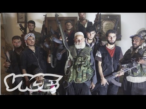 Ground Zero: Syria (Part 6) - The Free Syrian Army