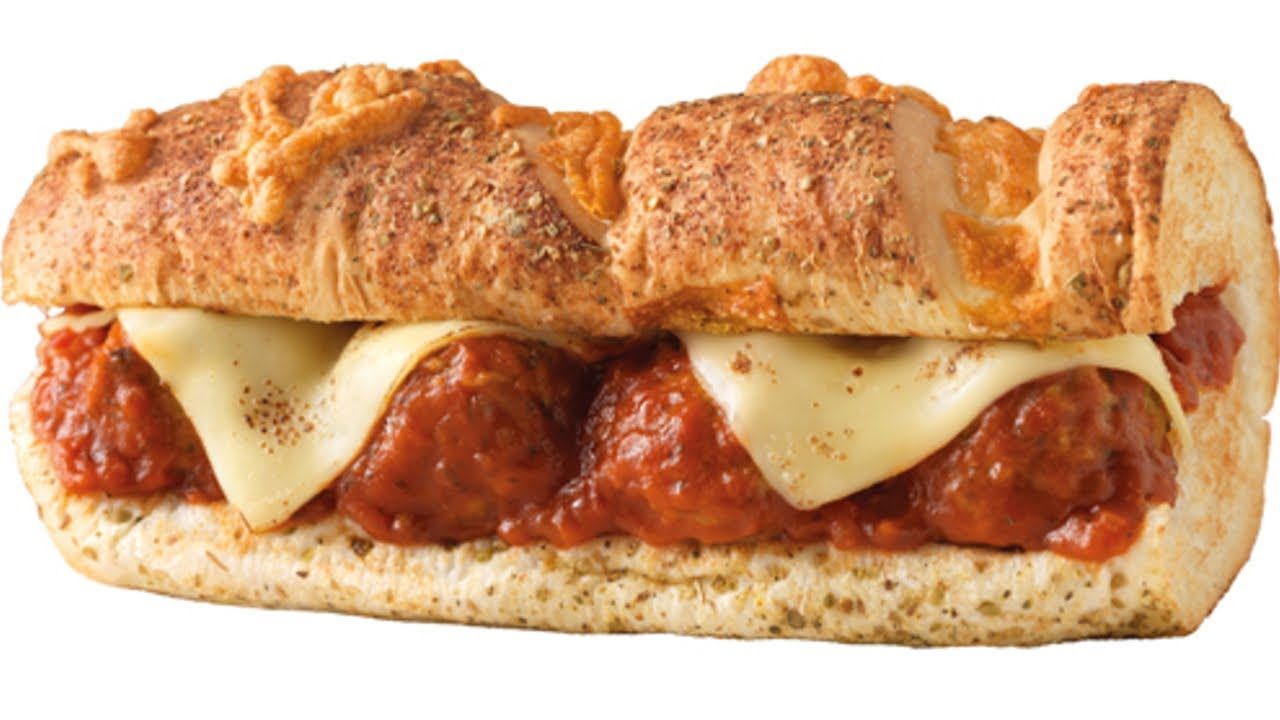 MEATBALL MARINARA SUB RECIPE - YouTube