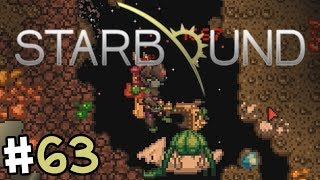 SPAWN YOU STUPID BOSS! - Starbound Beta Gameplay #63 (Let's Play)