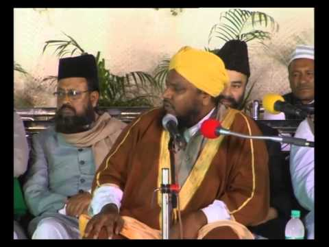 Moulana Alhaj Iqbal Ali Qadri Razvi speech at 22nd Jalse Milad Un Nabi of MBT