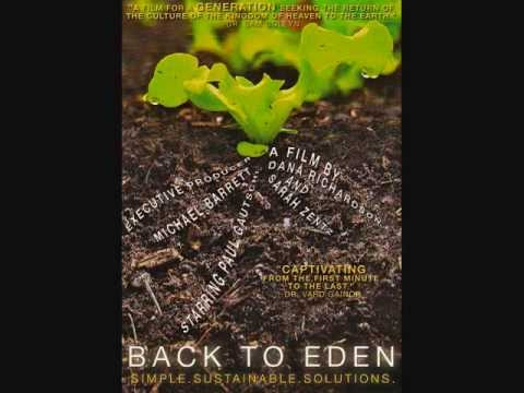 Back To Eden Gardening Method Simply Incredible Youtube