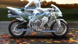 Bosch Motosiklet Çekiş Kontrol Sistemi
